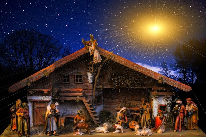 nativity clear